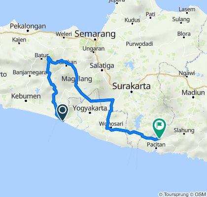 Tour de Java