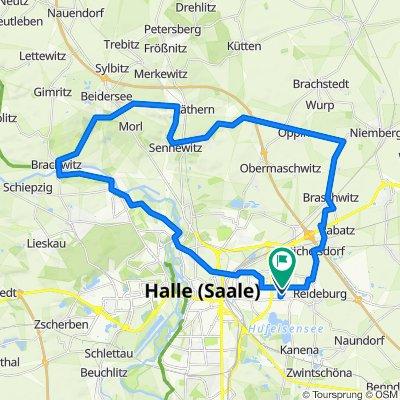 Halle - Saale - Oppin