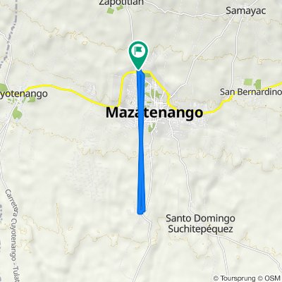Día 1 San Lorenzo