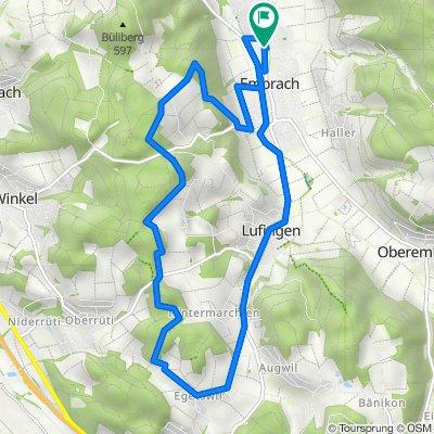 Dorfstrasse 123, Embrach nach Dorfstrasse 123, Embrach
