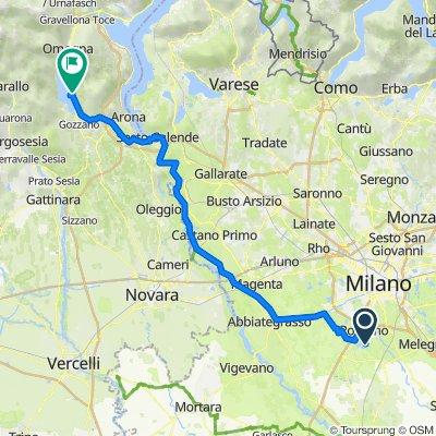 Da Italia, Basiglio a Via Carcegna 13, Orta San Giulio