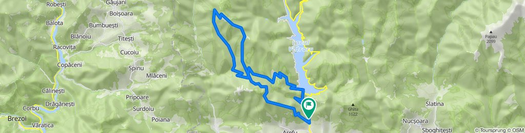 Traseu Mediu – Vidraru Bike Challenge 2021