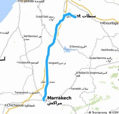 Marrakesch - Ras el Ain