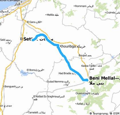 Ras el Ain - Beni Mellal