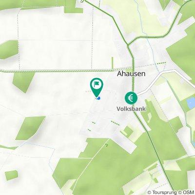Zum Alten Dorf 6, Ahausen nach Zum Alten Dorf 6, Ahausen