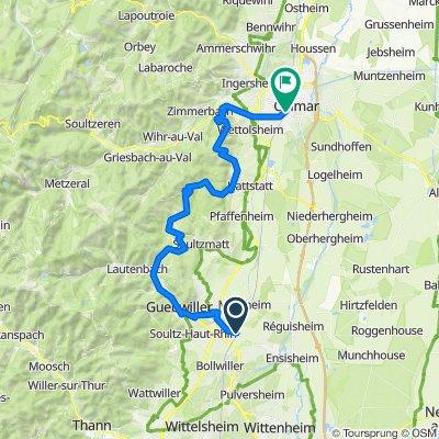 Raedersheim - Colmar