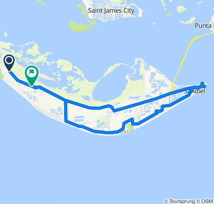 Saint James City Cycling