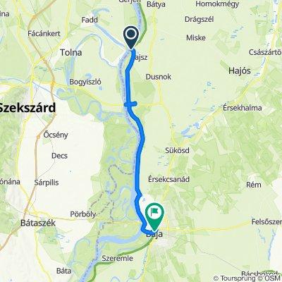 Duna-menti II. 3.nap 3.szakasz
