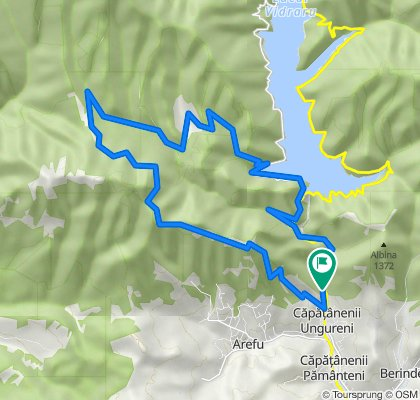 Traseu Scurt – Vidraru Bike Challenge 2021
