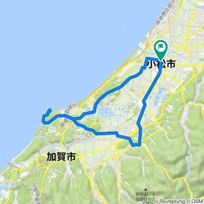 De 141, Nishicho, Komatsu a 141, Nishicho, Komatsu