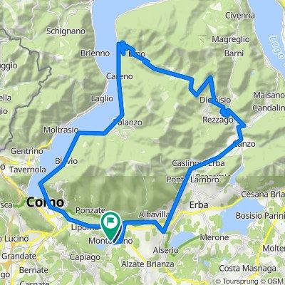 Montorfano Cycling