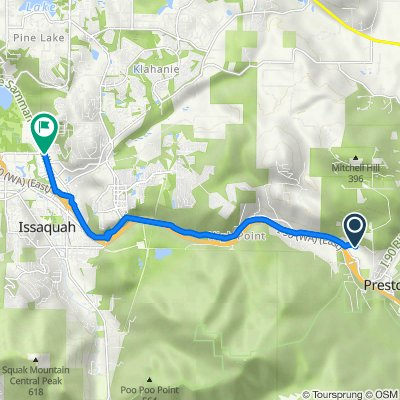 30450 SE 79th St, Issaquah to E Lake Sammamish Trail, Issaquah