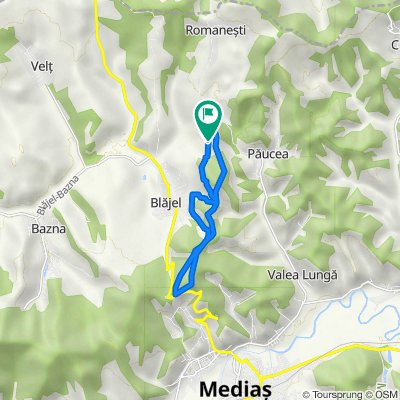 Blajel MTB 12km
