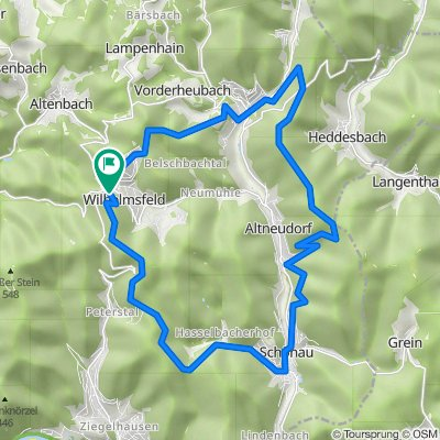 Teltschikturm-Tour