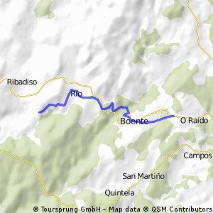 Etappe Camino 2