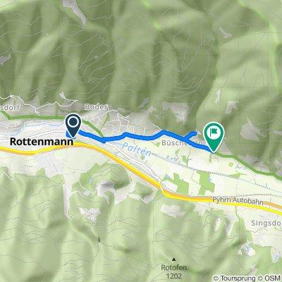 Sankt Georgen 89a nach Büschendorf 12