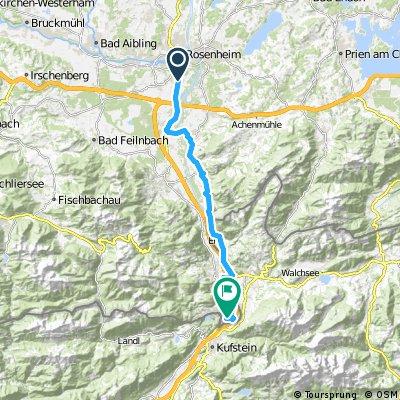 1999 - Inn-Tour - 4. Tag - Happing - Kiefersfelden