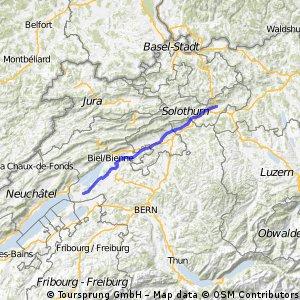 Schwarzwald Anfahrt I