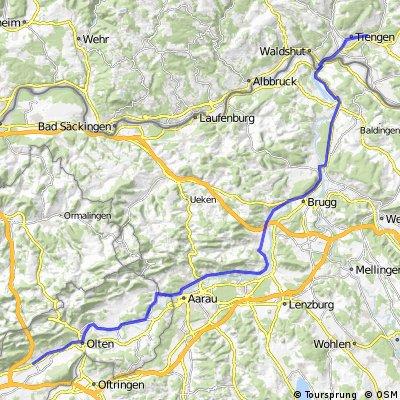 Schwarzwald Anfahrt II