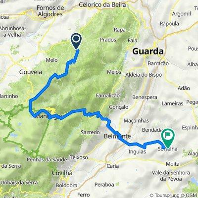 210605 GR22 #3 Linhares da Beira-Sortelha 88km 2360d+