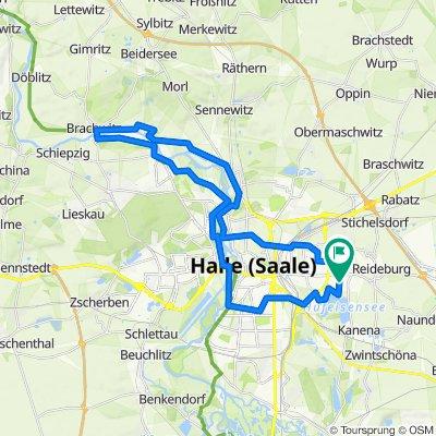 Halle Saalerundfahrt
