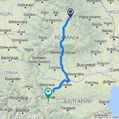 "Unnamed Road, Iod to ploshtad ""Nezavisimost"", Sofia"