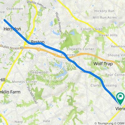 319–371 Ayr Hill Ave NE, Vienna to 231 Dominion Rd NE, Vienna
