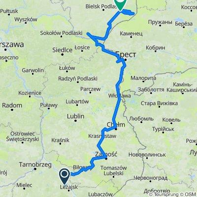 Nowa Sarzyna-Białowieża