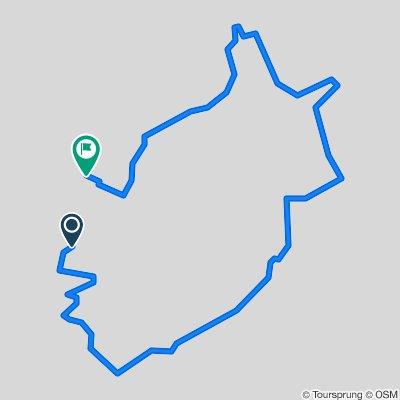 Bicol 640, Legazpi City to Magdamit Subdivision, Legazpi City