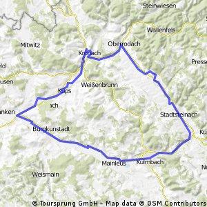 Frankenwaldtour