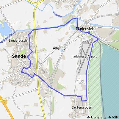 Rund um Sande 01