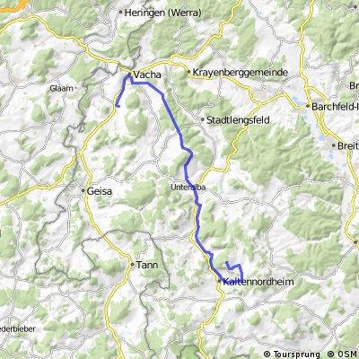 Rhönbrise Sünna via Bayershof