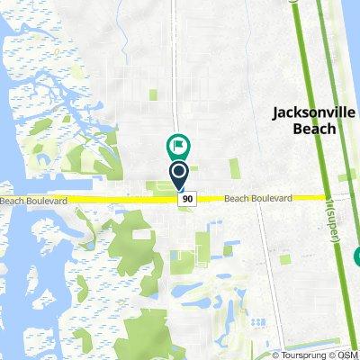 175–199 Penman Rd, Jacksonville Beach to 322 Penman Rd, Jacksonville Beach