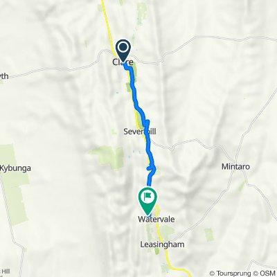 Clare Bike Trail (Perfect for E-Bike)