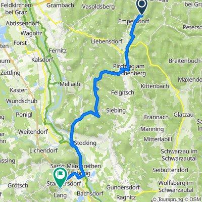 Empersdorf 112 nach Göttling 30
