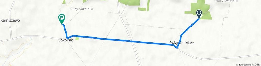 Unnamed Road do Sokolniki