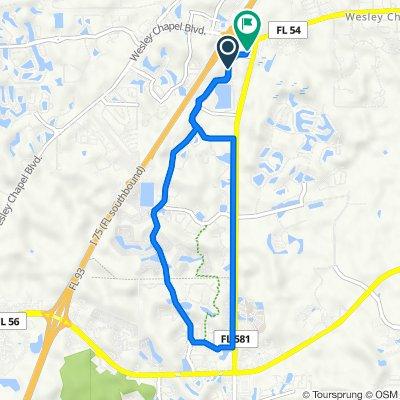 5338–5380 Eagleston Blvd, Wesley Chapel to 5259 Village Market, Wesley Chapel