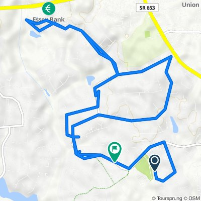 House route