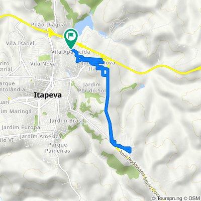 De Rua Ipanema, 547, Itapeva a Rua Ipanema, 535, Itapeva