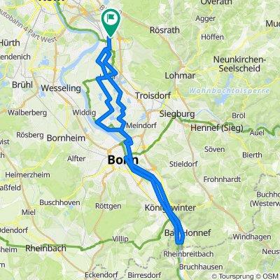 2021 05 Porz - Rolandseck - Rheingold - Porz