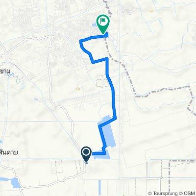 สค. 2004, Mueang Samut Sakhon to 5/40 Soi Muban I Leaf Park Rama 2 Km. 14, Mueang Samut Sakhon