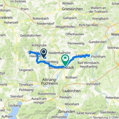 Atzbach 104 nach Staig 60