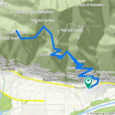 Locarno Mountain bike