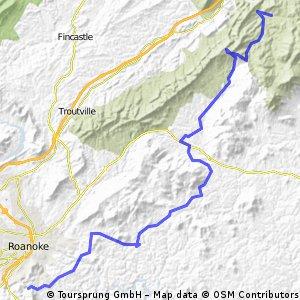 Roanoke-Buchanan - jour5