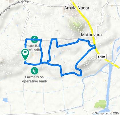 Manidam Ambakad chettikunnu Muthuvara Puthusherry vilakkumkaal Marathakam Manidam