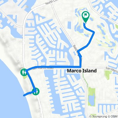 259 Shadow Ridge Ct, Marco Island to 259 Shadow Ridge Ct, Marco Island