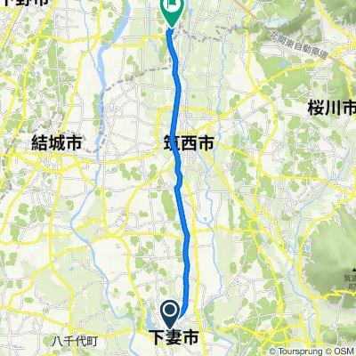 876-1, Shimotsuma to 2-chōme, Moka