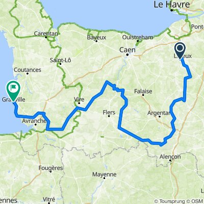 Moktar en Normandie