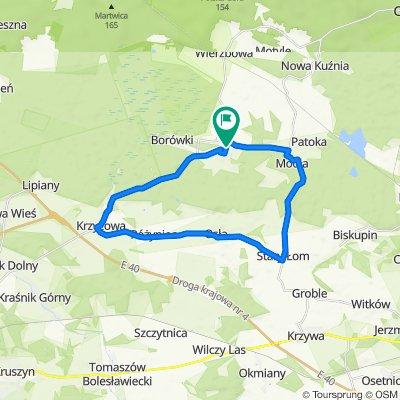 Gromadka runda 27 km