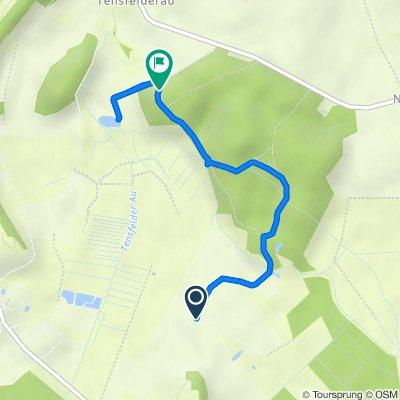 Route von Am Vorholz 4, Nehms